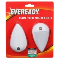 Eveready Twin Pack Night Lights
