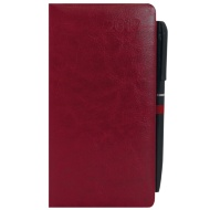 Slim Diary & Pen 2019 - Red