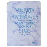 A5 Planner Diary 2019 - Look for Rainbows
