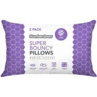 Slumberdown Super Bouncy Pillows 2pk