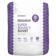 Slumberdown Super Bouncy 13.5 Tog Duvet - Double