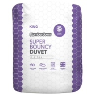 Slumberdown Super Bouncy 13.5 Tog Duvet - King