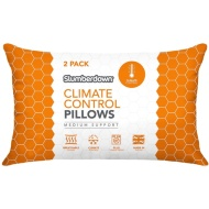 Slumberdown Climate Control Pillows 2pk