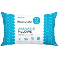 Slumberdown Washable Pillows 2pk