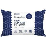 Slumberdown Firm Support Pillows 2pk