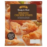 Chick-Inn Breaded Chicken Strips 550g
