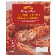 Chick-Inn Southern Fried Chicken Strips 550g