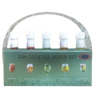 Gin Cocktail Mixer Set 5pk