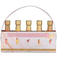 Prosecco Toppers Set 5pk