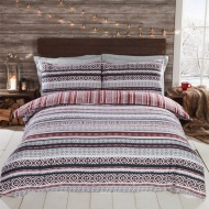 Silentnight Nordic Double Duvet Set
