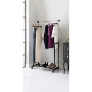 Spaceways 2 Tier Garment Rail