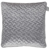 Valentina Cushion - Silver