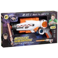 Space Weapon 2-in-1 Battle Defender