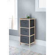 Addis 3 Drawer Chest