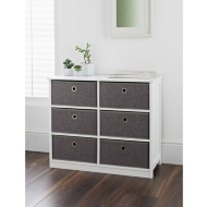 Easy Link 6 Drawer Chest