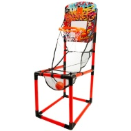 Junior Pro Basketball Set - Red