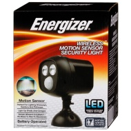 Energizer LED Motion Sensor Security Light