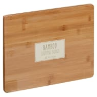 Rectangular Bamboo Chopping Board
