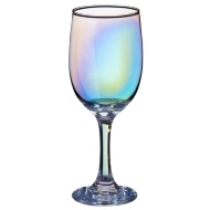 Iridescent Wine Glasses 4pk
