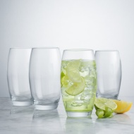 Curved Hiball Glasses 4pk
