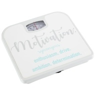 Slogan Bathroom Scales - Motivation