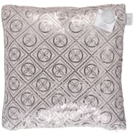 Karina Bailey Luxor Sequin Cushion - Champagne