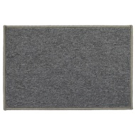 Athena Washable Doormat - Grey