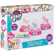 Paint Your Own My Little Pony Glitter Domes