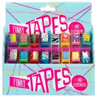 Funky Tapes & Dispensers 16pk