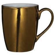 Metallic Mug - Gold