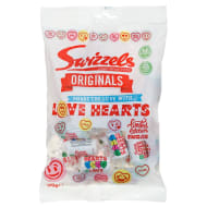 Swizzels Original Love Hearts 170g