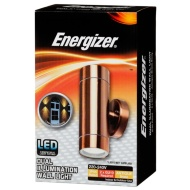 Energizer Dual Illumination Wall Light - Copper