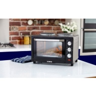 Tower 24L Oven with Twin Hot Plates