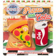 Giant Fast Food Gummies 200g - Pizza & Cola