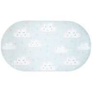 Character Printed Bath Mat - Cloud