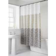 Shower Curtain & Mat Set 2pc - Leaf