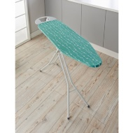 Easy Fit Ironing Board Cover - Green Buds
