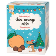 Good Boy Dog Choc Orange Treats