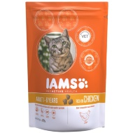 IAMS Adult Cat Food 800g - Chicken