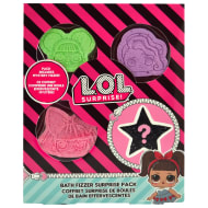 L.O.L Surprise! Mystery Bath Fizzer Set