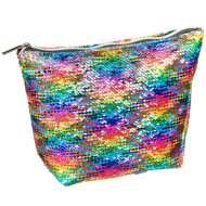 Dazzle Cosmetic Bag - Sequin