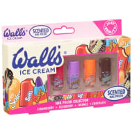 Walls Ice Cream Just Beauty Scented Nail Polish 4pk
