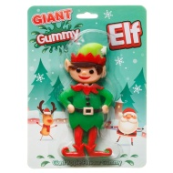 Giant Gummy Elf 170g