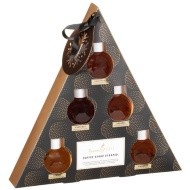 Coffee Syrup Pyramid 6pk