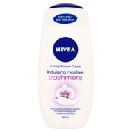 Nivea Cashmere Shower Cream 250ml