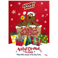 Scooby Doo Dog Advent Calendar 70g