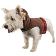 Christmas Dog Body Warmer - Reindeer - X-Small - Medium