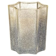 Sparkle Glitter Candle - Black