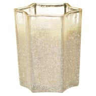 Sparkle Glitter Candle - Gold