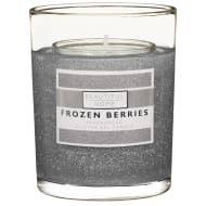 Glitter Gel Candle - Frozen Berries